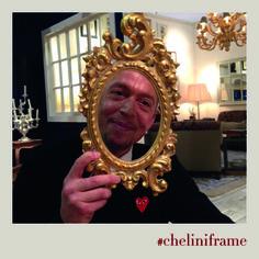 Chris from Elle Decoration UK #cheliniframe