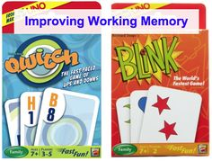 LD Action: Creating Possibilities: Improving Working Memory
