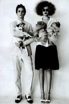 Vogue US - Eddie Redmayne