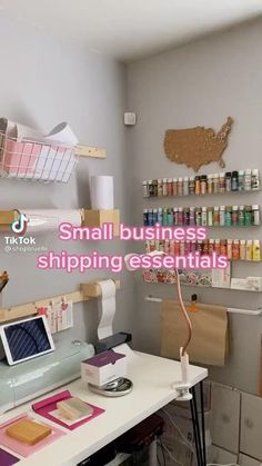 Best Small Business Ideas, Small Business Plan, Small Business Marketing, Kosmetik Shop, Successful Business Tips, Small Business Organization, Business Essentials, Business Planner, Business Inspiration