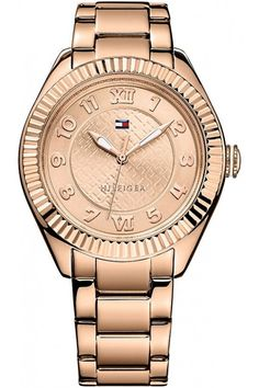 Tommy Hilfiger Saat TH1781344 Bayan Kol Saati ile tarzını ve şıklığını tamamla, modayı keşfet. Birbirinden güzel Saat modelleri Lidyana.com'da!