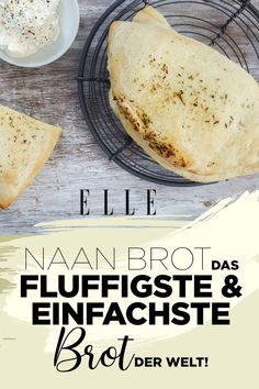 ELLE - Fashion, Styling-Tipps, Models, Designer Naan bread: the fluffiest and easiest bread in the w Elle Moda, Elle Fashion, Fashion Models, Burger Buns, Easy Bread, Health Desserts, Tofu, Cravings, Food And Drink