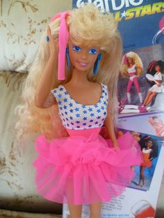 Barbie And The All Stars