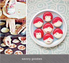 Party Supplies, Children's Party Food Ideas - Little Party Pack