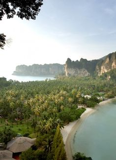 Rayavadee is a 26-acre property in Krabi, one of Thailand's lesser-known provinces.  Brought to you by http://www.luxuryvillarentalskohsamui.com    Koh Samui villa rentals  Luxury villa rentals Koh Samui  Holiday villas Koh Samui  Villas Samui Island  Villas Choeng mon Beach