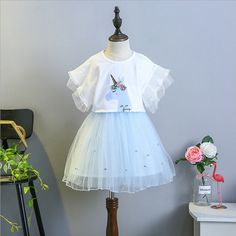 I found some amazing stuff, open it to learn more! Don't wait:https://m.dhgate.com/product/vieeoease-girls-sets-unicorn-kids-clothing/411647007.html