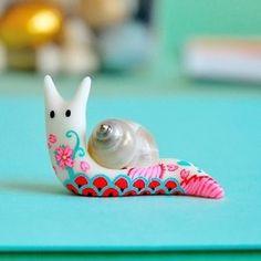 seashell & clay craft