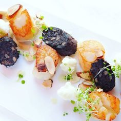 Introducing... melt-in-your-mouth scallops by Gantley's in #Queenstown! If you're visiting the adventure capital of the world make sure you fuel up with #firsttable  . . . #queenstownfood #instafood #yum #yummy #delicious #scallops #dinner #starter #beautiful #food #foodie #foodporn #hot #sharefood #love #dining #finedining #foodgasm #ilovefood #instafood #amazing #instagood #newzealand #nzfood #photooftheday #nom #tasty