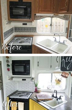 Nice 40+ Creative and Genius Camper Remodel and Renovation Ideas You Can Apply Right Now https://freshouz.com/40-creative-genius-camper-remodel-renovation-ideas-can-apply-right-now/