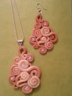 Fimo Addict?!? Enjoy Ivana's Facebook page: https://www.facebook.com/ivystylecreazioni/?fref=ts  Rose Quartz Inspiration
