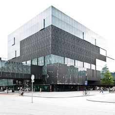 Wiel Arets | Utrecht Library
