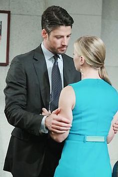 EJ fears he may have ruined Sami's case. #DAYS