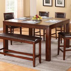 Found it at Wayfair - Fallbrook Counter Height Dining Table