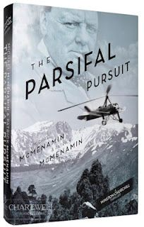 Giveaway time with The Parsifal Pursuit and Gemini Agenda USA & CANADA ends May 7th 2012