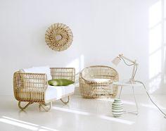 Nest lounge rattan furniture
