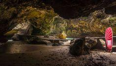 Suluban Cave, Uluwatu, Bali, Indonesia