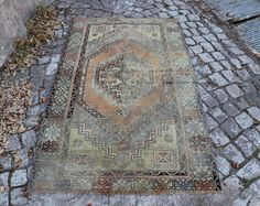 Vintage rugs on my Etsy shop  10% Off code INSTAGRAM10