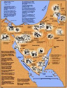 Abril 2012 - Mapas Bíblicos