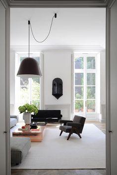 userdeck:  Private Apartment by Joseph Dirand.
