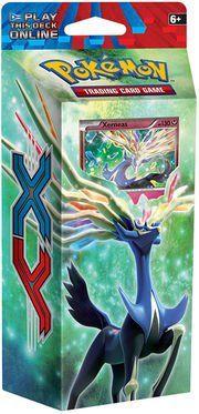 Save $6.78 on Pokemon TCG Card Game XY Theme Decks - (Xerneas) Resilient Life; only $13.21