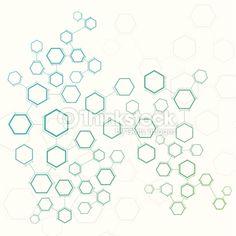Vector Art : Abstract Network Design