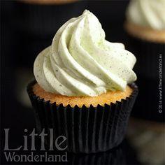 Mini cupcakes de mojito (Versión 2.0) | Little Wonderland