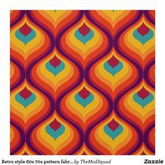 Wallpaper Floor, 60s Wallpaper, Pattern Wallpaper, 60s Patterns, Textile Patterns, Print Patterns, Cool Patterns, Design Patterns, Vintage Pattern Design