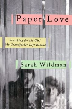 "One woman's journey to find the lost love her grandfather left behind when he fled pre-World War II Europe, and an exploration into family identity, myth, and memory.  Years after her grandfather's death, journalist Sarah Wildman stumbled upon a cache of his letters in a file labeled ""Correspondence: Patients A–G."" What she found inside weren't dry medical histories; instead what was written opened a path into the destroyed world that was her family's prewar Vienna."