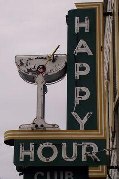 Happy Hour Club, Auburn, California