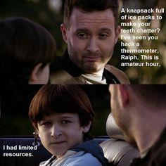I love Ralph!!! #teamscorpion