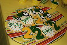 John Deere Cookies for Ralph