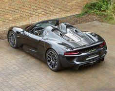 2015/15 Porsche 918 Spyder for sale at Romans International