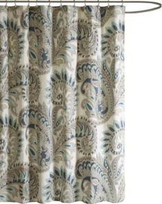 Royal VelvetR Monaco Shower Curtain Found At JCPenney