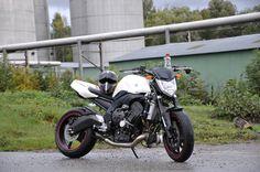 Yamaha FZ1 Turbo (Sweden) 300+ hp #yamaha #fz1 #fz1turbo #turbobike