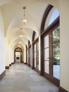 awesome hallway