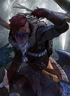 Like Drawing Image Fantasy of forms the Face Book Fantasy Character Design, Character Design Inspiration, Character Concept, Character Art, Concept Art, Dnd Characters, Fantasy Characters, Female Characters, Witcher Art