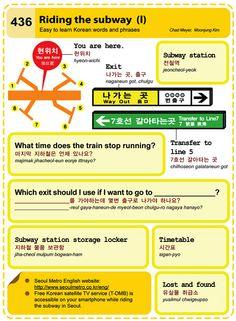 Easy Conversational Korean – 436 | Learning Korean & Lovin' Korea