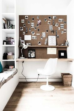 Awesome Minimalist Dorm Room Decor Inspirations on a Budget Dormitory - Home diy - Decoration Home Office Design, Home Design, Office Decor, Office Ideas, Office Lamp, Office Themes, Design Shop, Interior Design, Home Decor Bedroom