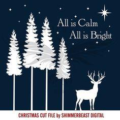 Merry Christmas To All, Christmas Quotes, Christmas Svg, Christmas Greetings, Christmas Decorations, Christmas Drawing, Tree Silhouette, Jingle All The Way, Reno