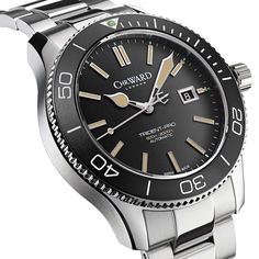 Christopher Ward C60 Trident Pro 600 #christopherward #divingwatches #sportwatch