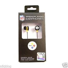 NFL-Football-Earbuds-IHip-Officially-Licensed-Pick-Your-Team