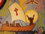 Celtic Christianity - the History of the Early Church All Shall Be Well, Celtic Christianity, St Columba, Church History, Emerald Isle, Set Sail, Jesus Is Lord, Fantasy Series, Dark Ages