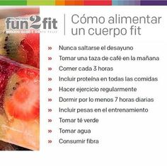Cuerpo fit