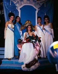 Nuestra Mariela Perez Branger,  es Nombrada de Virreina Universal..  Luego de Desempatar en la Final Con Miss USA..
