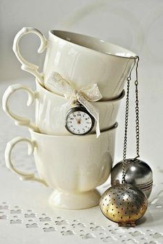 myviewfromsomewhere: (via time for tea | Tea... | luna mi angel