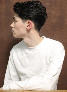 Groom Hair Styles, Shot Hair Styles, Hair And Beard Styles, Curly Hair Styles, Men Haircut Curly Hair, Asian Man Haircut, Korean Haircut Men, Young Men Haircuts, Korean Men Hairstyle
