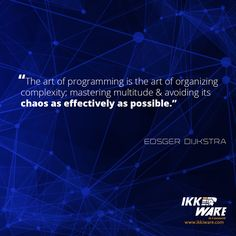 the art of prgramming #web #ikkiware #quote #awesome #ideas