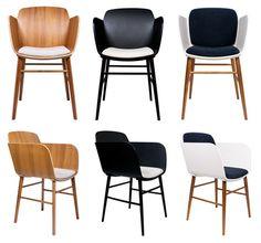 Skipper chair by W1 Design