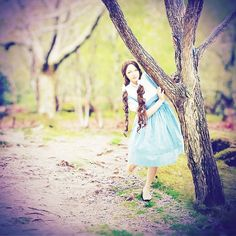 The Wizard of Oz - Dorothy Gale 8 by Raskolnikova-Sonya.deviantart.com