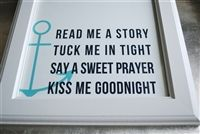 sweet prayer no. 1 | frameable wall art